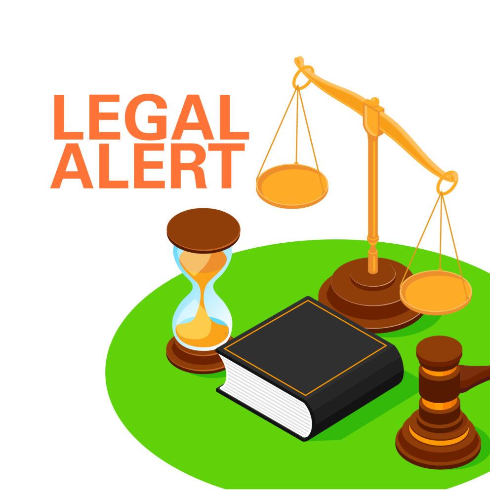 legal alert balance