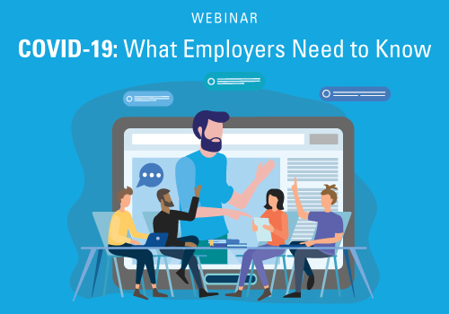 COVID-19: what employers need to know