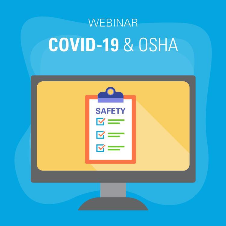 COVID-19 &OSHA safety cartoon