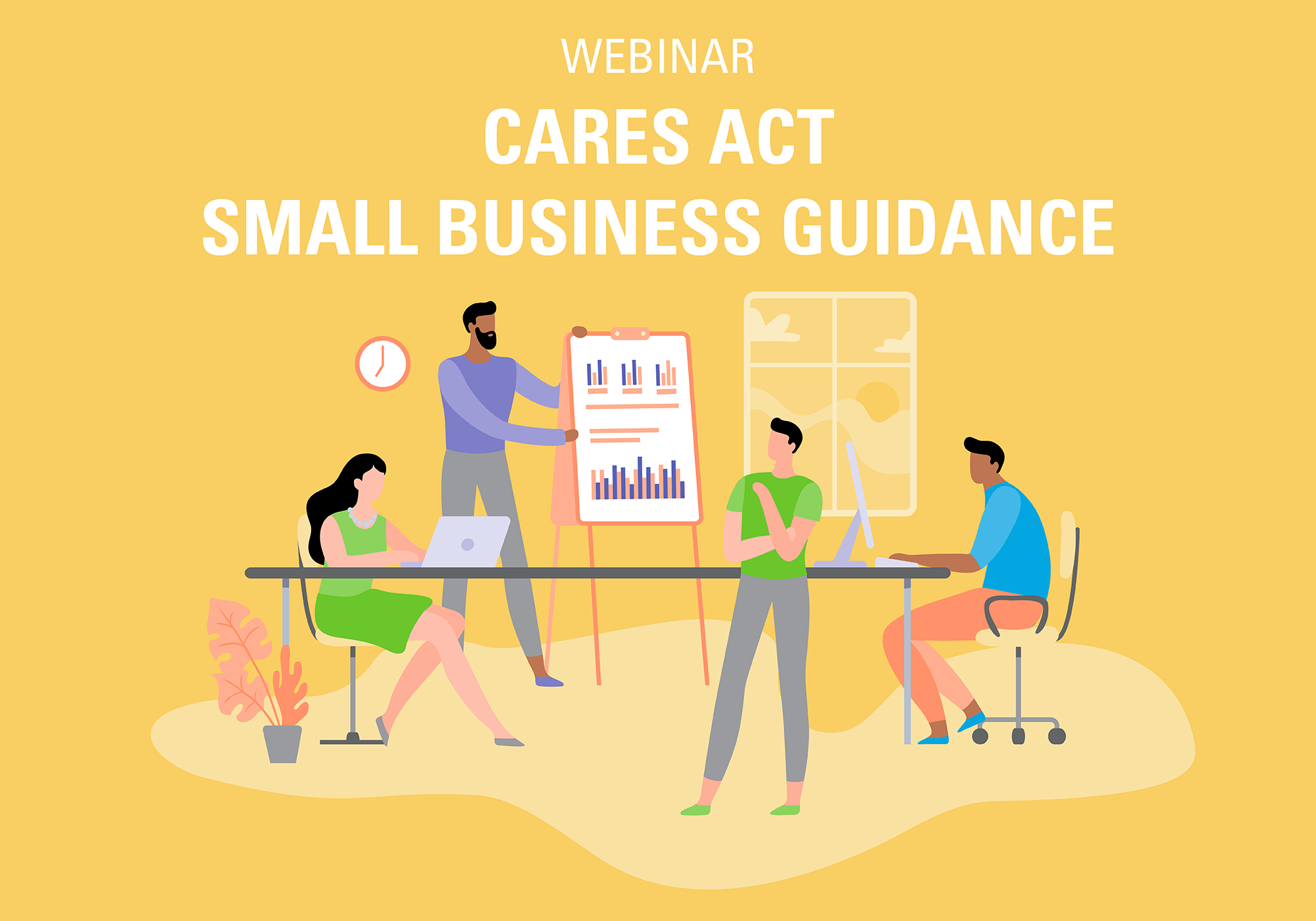 cares act small business guidance